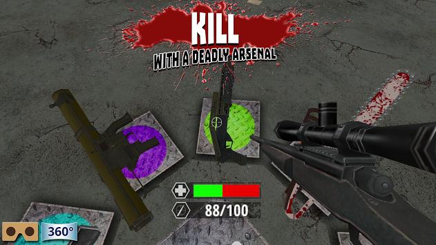 杀死僵尸VR(含数据包)图5