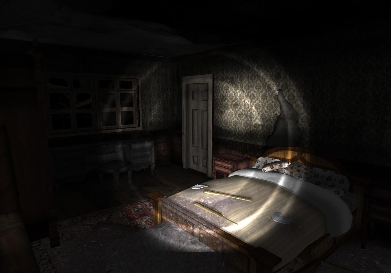 恐怖之屋:瓦莱丽的复仇VR(含数据包)图2