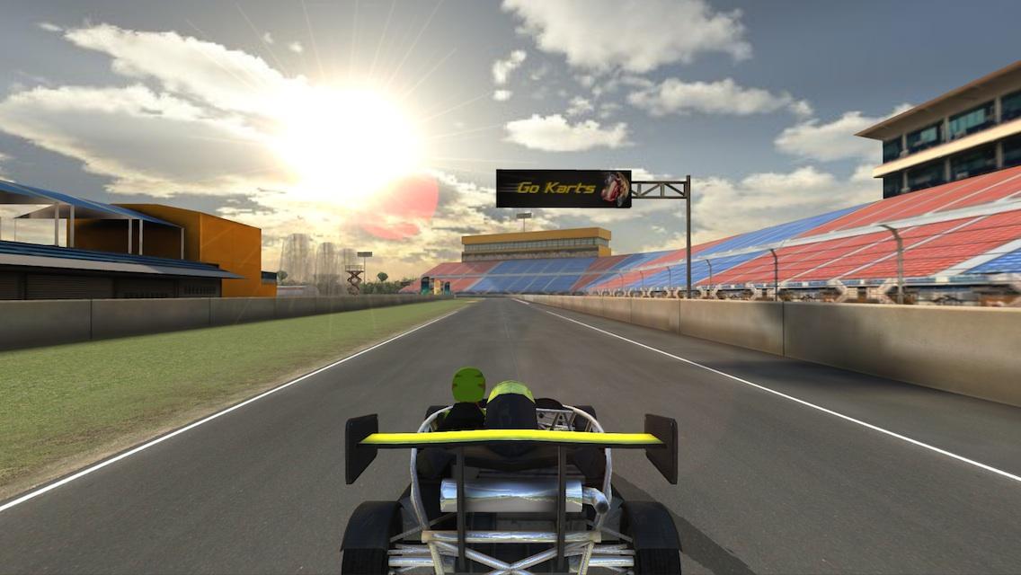 方程式赛车VR图3