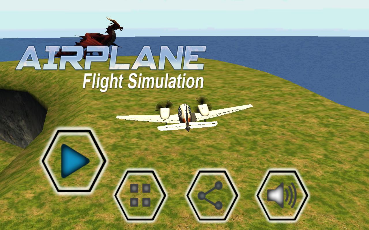 飞行模拟VR图1