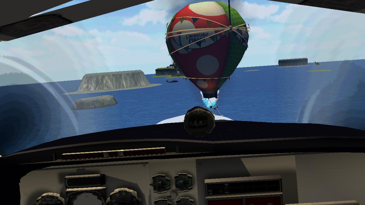 飞行模拟VR图3