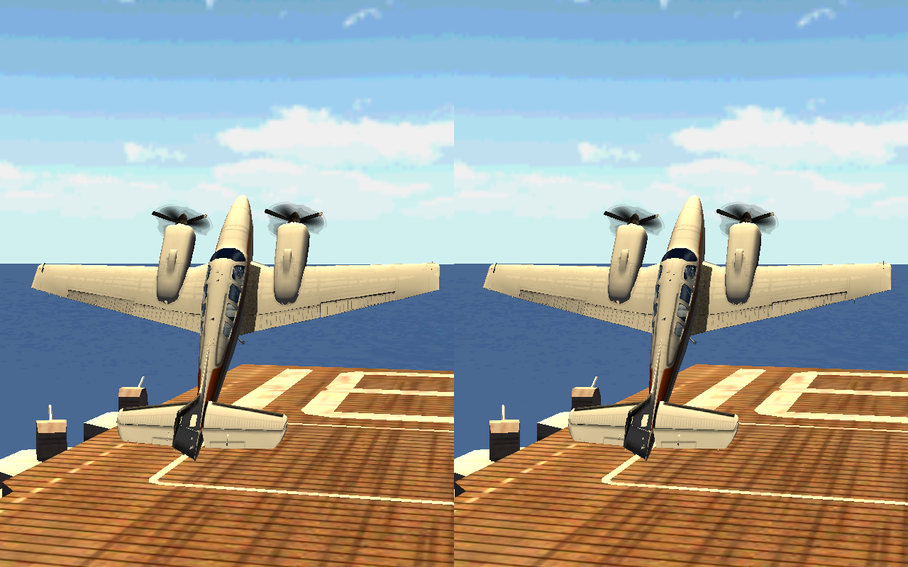 飞行模拟VR图5