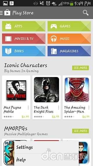 谷歌电子市场GooglePlay商店_截图