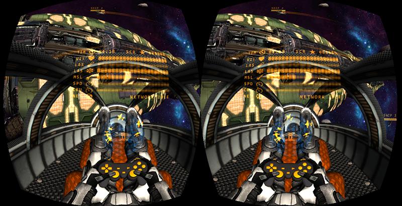 星辰战机VR图2