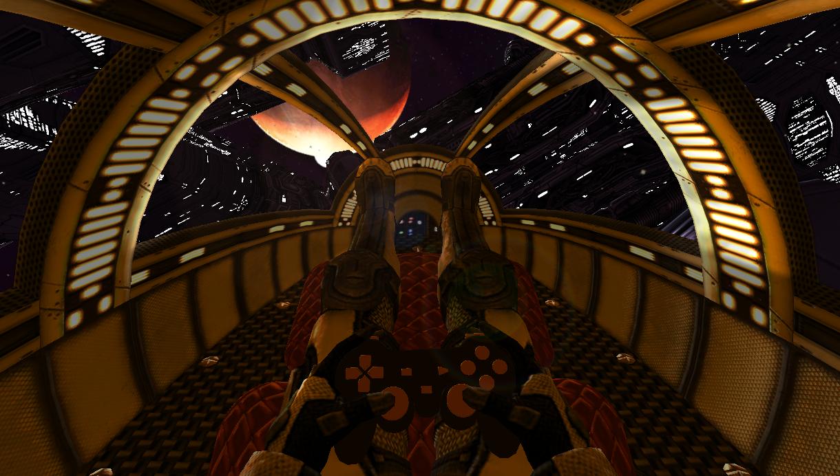 星辰战机VR图3