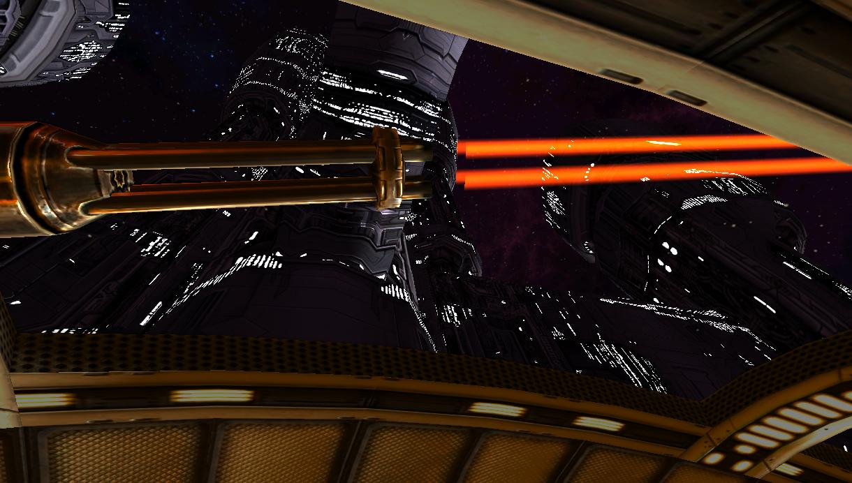 星辰战机VR图4
