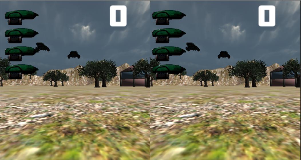 UFO攻击VR图3