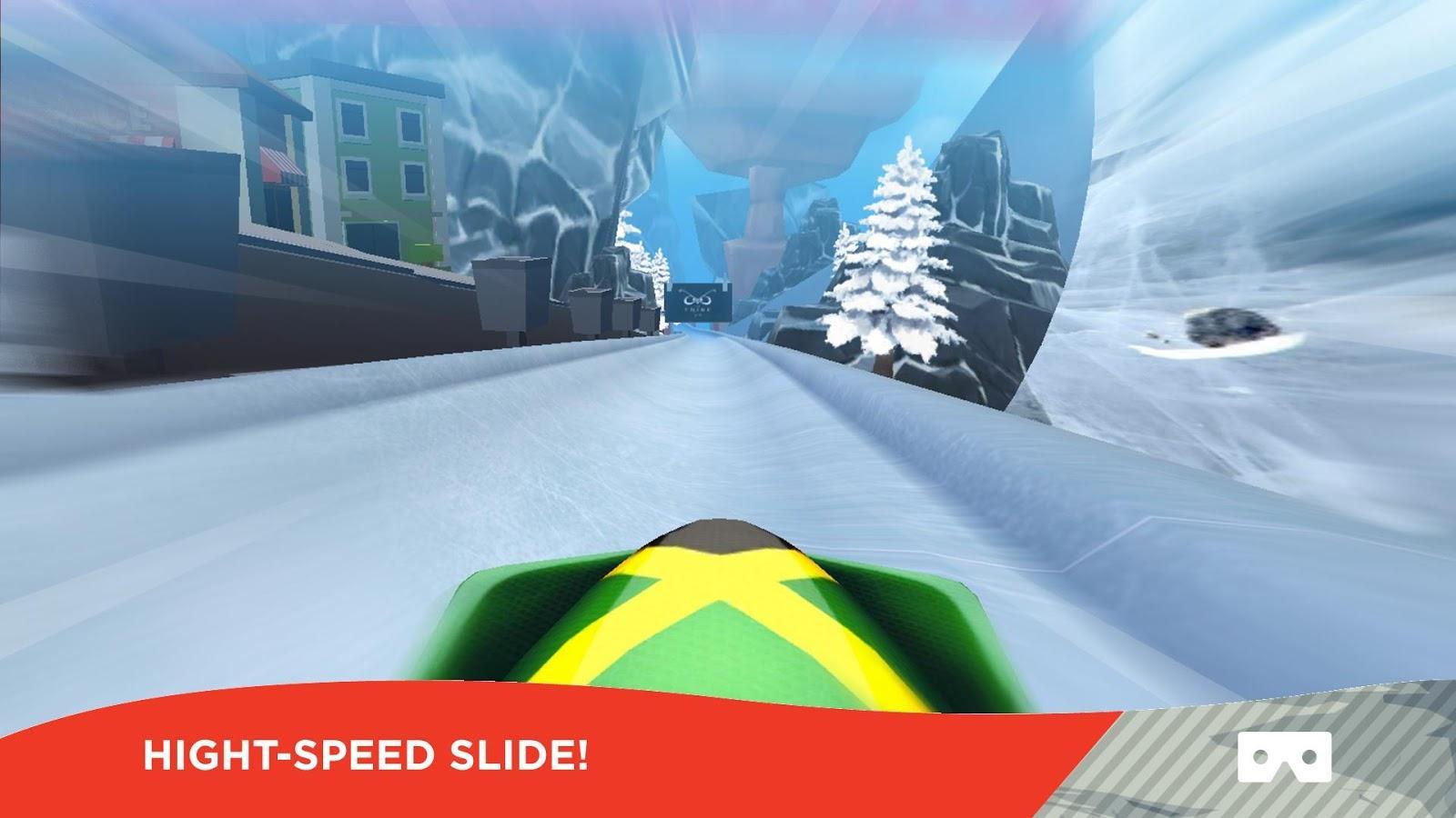 有舵雪橇VR图1