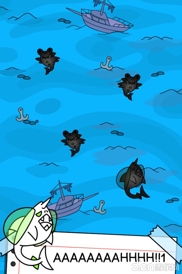 鲨鱼或许是大海中的霸主