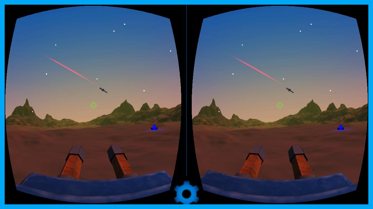 导弹攻击VR图1