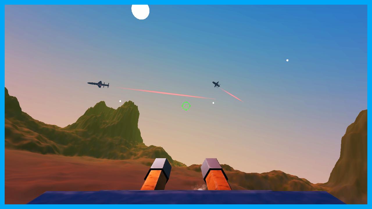 导弹攻击VR图2