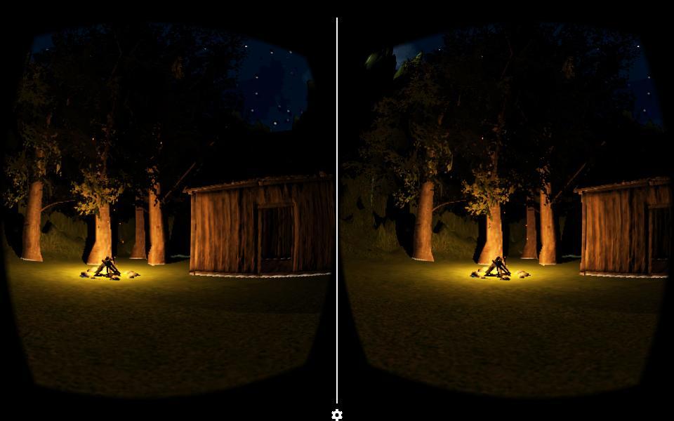 僵尸游荡的VR图2