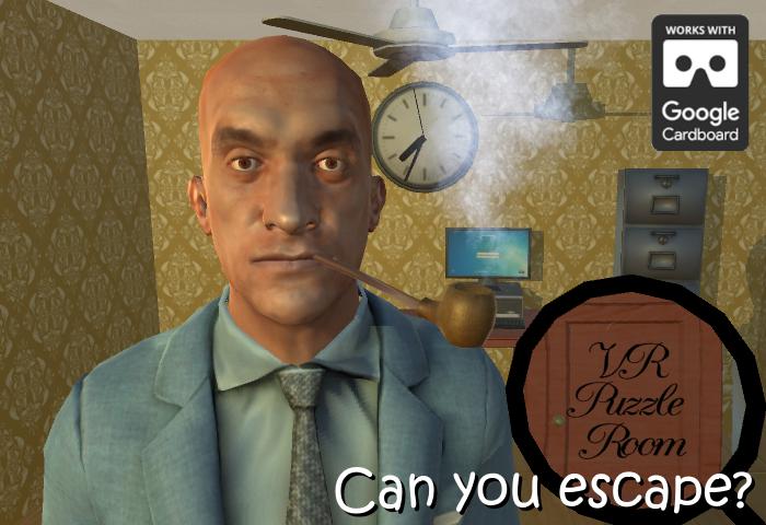 密室逃脱VR图1