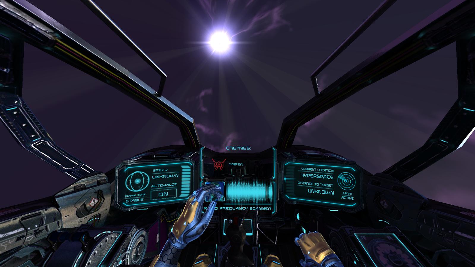 空间潜行者VR(含数据包)图3