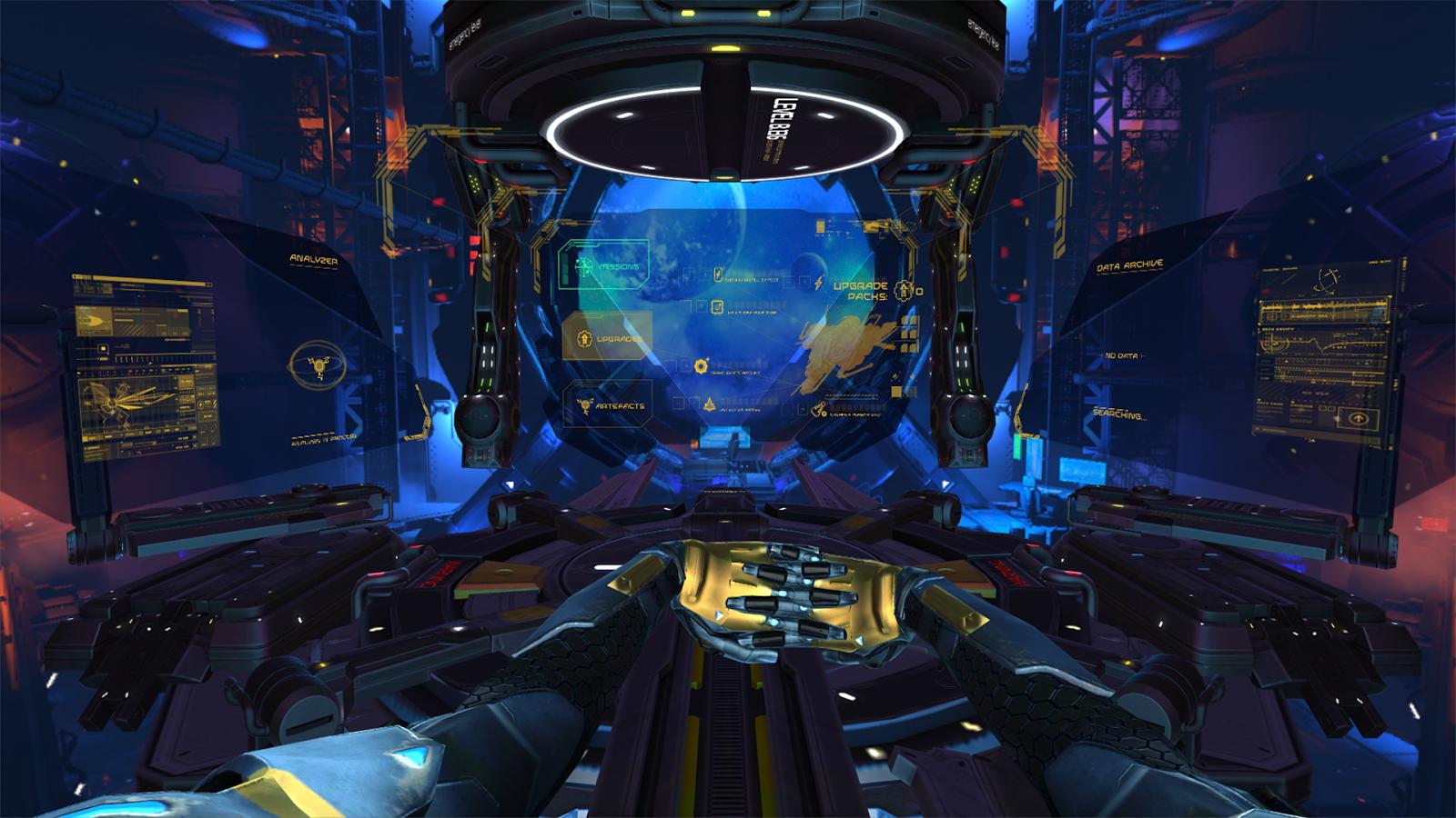 空间潜行者VR(含数据包)图4