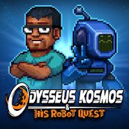 奥德修斯和他的探索机器人